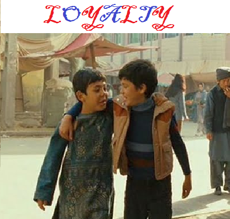 the kite runner loyalty theme essay